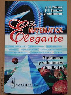 jarban02_pic064: La matemática elegante. Problemas y soluciones detalladas de A.V. Zhukov, P.I. Samovol y M.V. Applebaum