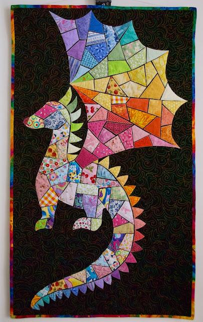 dragon quilt