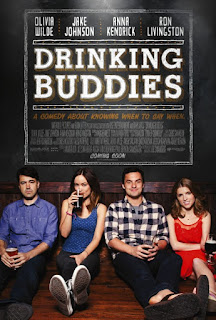Drinking Buddies movie poster Olivia Wilde