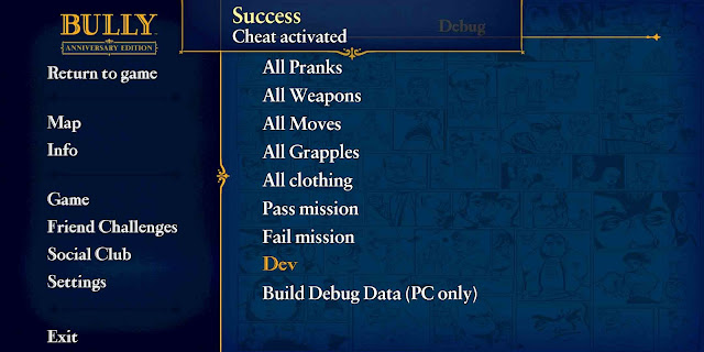 cheat bully anniversary edition cheat menu android