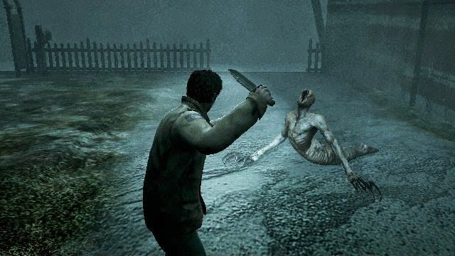 Silent Hill Homecoming PC Games Gameplay