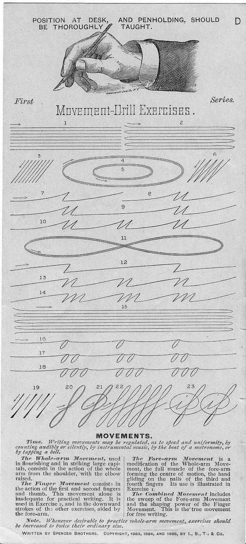 Cursive Alphabet Desk Strips (4 per pack) | Main Photo (Cover ...