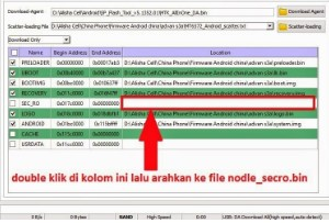 Cara Mudah Flash Firmware Advan S3A