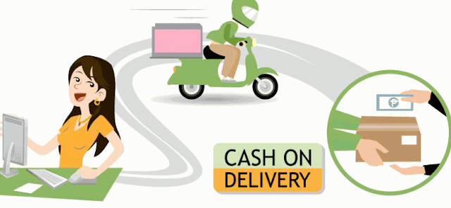 Cash on Delivery atau COD