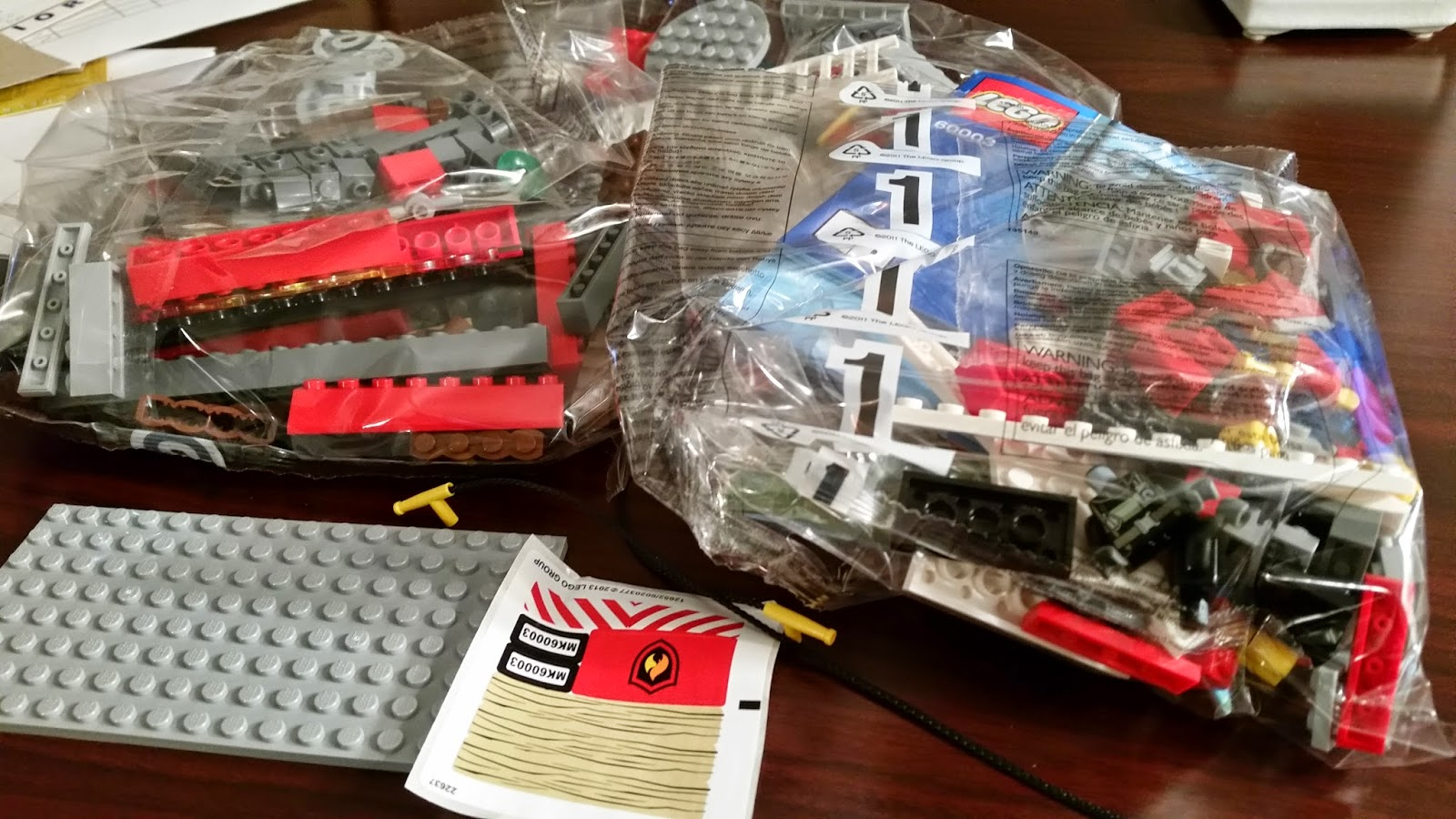 60003Fire Review Emergency With Playing BricksLego sQrChdxt