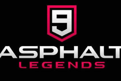Asphalt 9 : Legends, Arcade Racing Game With new Control