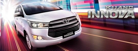 Harga Toyota All New Kijang Innova di Jakarta, Bogor, Depok, Tangerang, Bekasi, Serang 2018