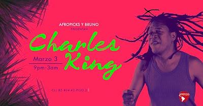 CHARLES KING (FIESTA)