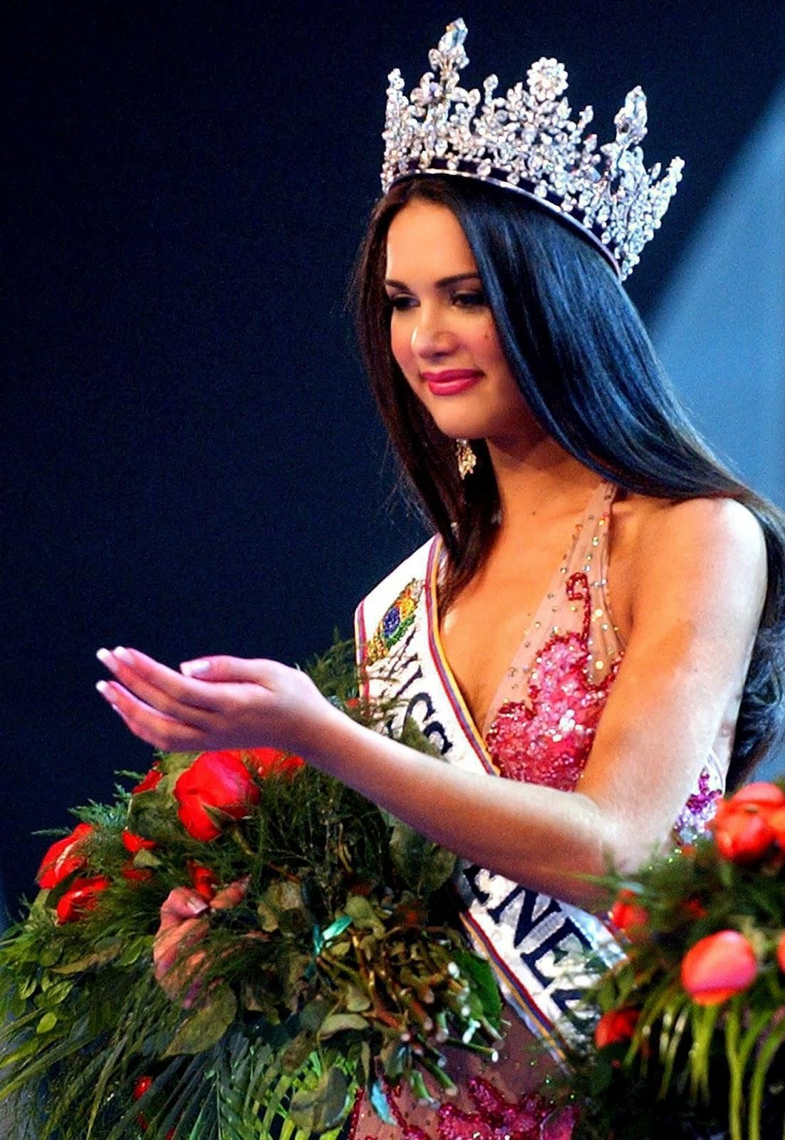 Miss Venezuela Monica Spear HD Pictures
