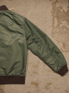 "Engineered Garments ""Aviator Jacket-Flight Sateen"""
