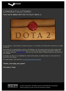 Surat Cinta dari Valve