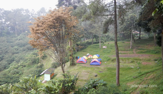 camping ground sukamantri