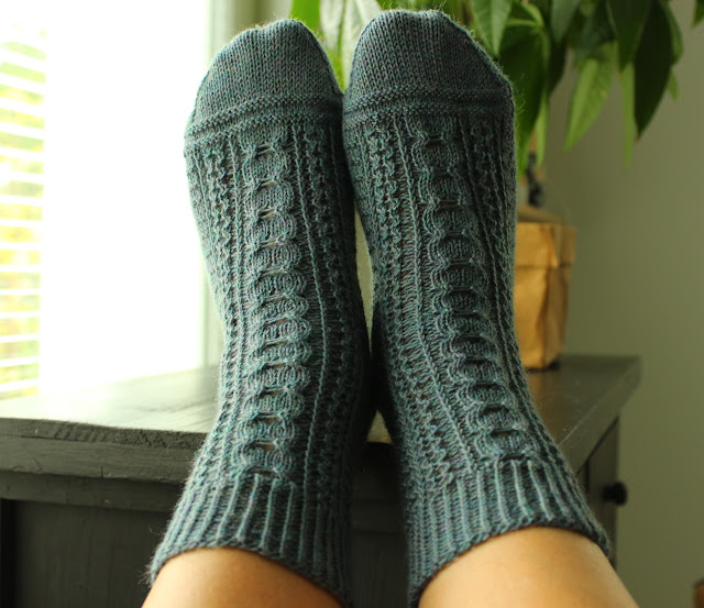 palmikkosukat toud-de-socks