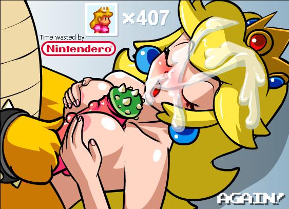 Juego Flash: Super Mario Bros. - Princess Peach