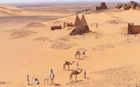 صور اثار السودان
