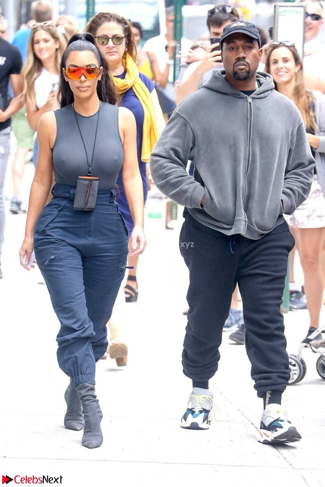 Kim Kardashian hard nipples visible form Tight T-Shirt Nipple Pokies Tits huge ~ CelebsNext.xyz Exclusive Celebrity Pics