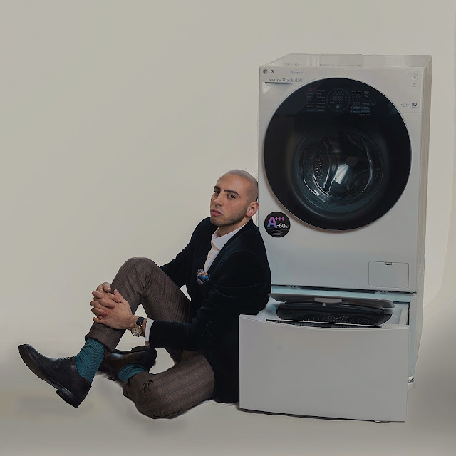 lg lavatrice wifi