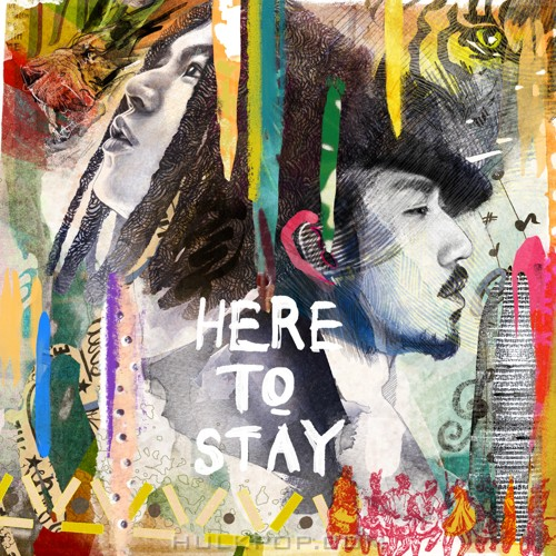 SKULL, Tiger JK – HERE TO STAY – Single