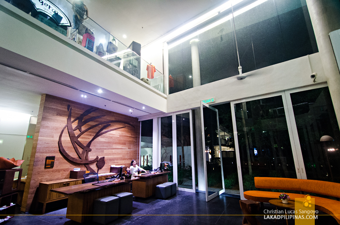 Lone Pine Hotel Penang Lobby