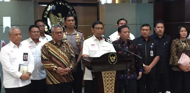 Wiranto Komentar soal Kabar Kerusuhan Besar Saat Pilpres