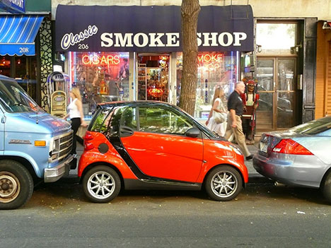 According To The Green Car Magazine In 2008 Smart Had Achieved Best Possible Rating For Front And Side Crash Protection From Insurance