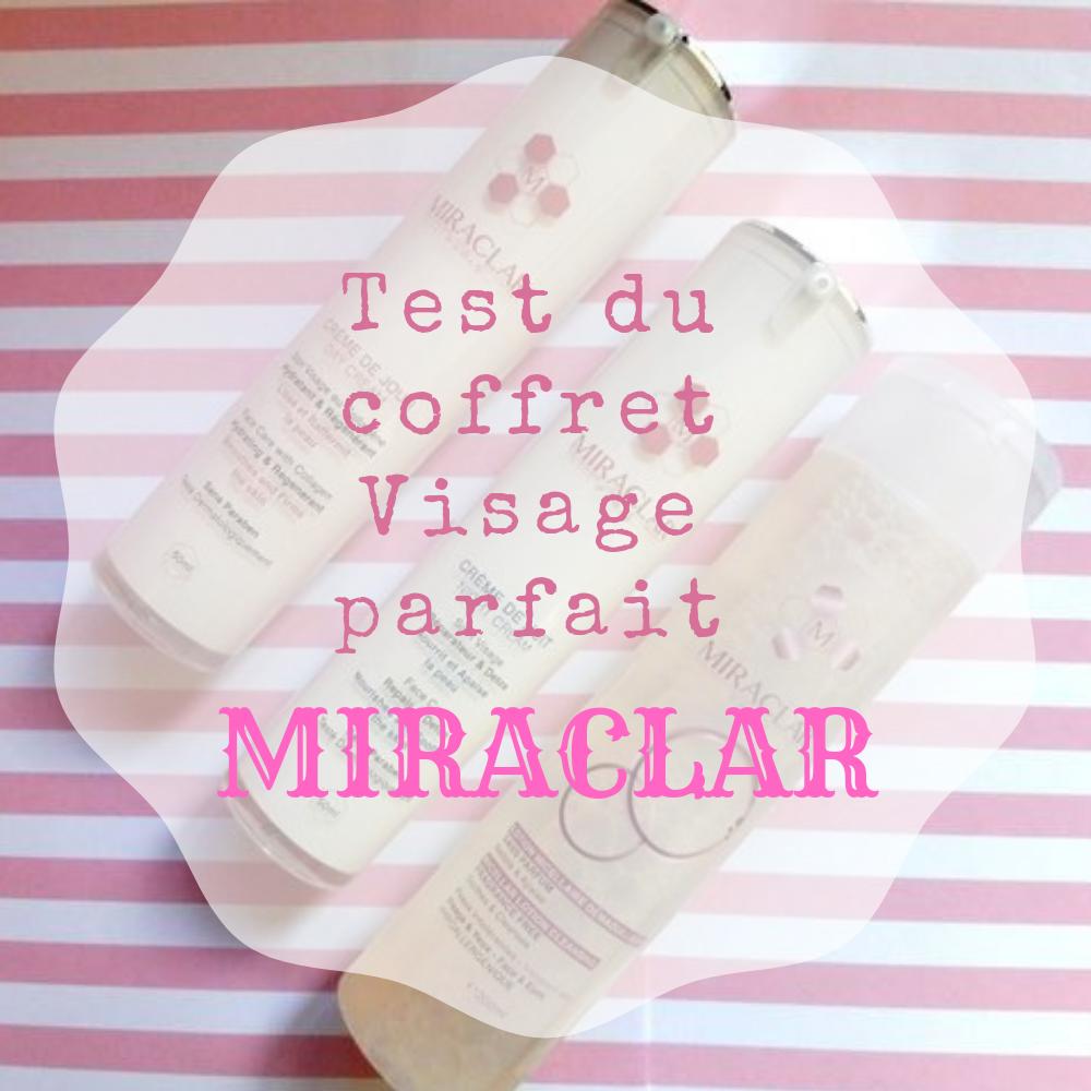 """""""Visage parfait"""" Miraclar - Par Lili LaRochelle à Bordeaux"""