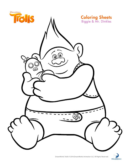 TROLLS Movie in Theaters Nov. 4th: Free Movie Tickets and Activity Sheets  via  www.productreviewmom.com