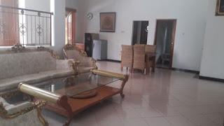 Ruangan Utama Villa Orange