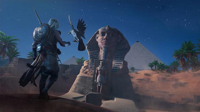 Inilah! Screenshot Resmi Assassin's Creed: Origins Dari Ubisoft, Kapan Rilisnya ? 25