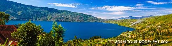 Paket Tour Padang-Danau Kembar 3D2N