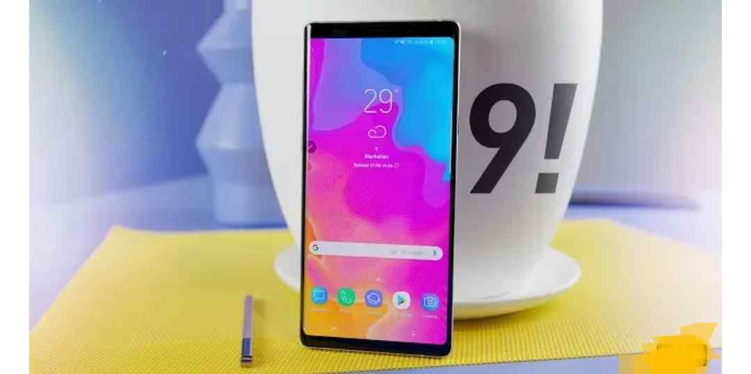 The Samsung Galaxy Note 9 Official Video Introduction