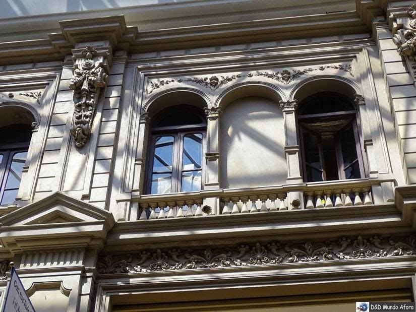 O que fazer em Buenos Aires - Galerias Pacífico