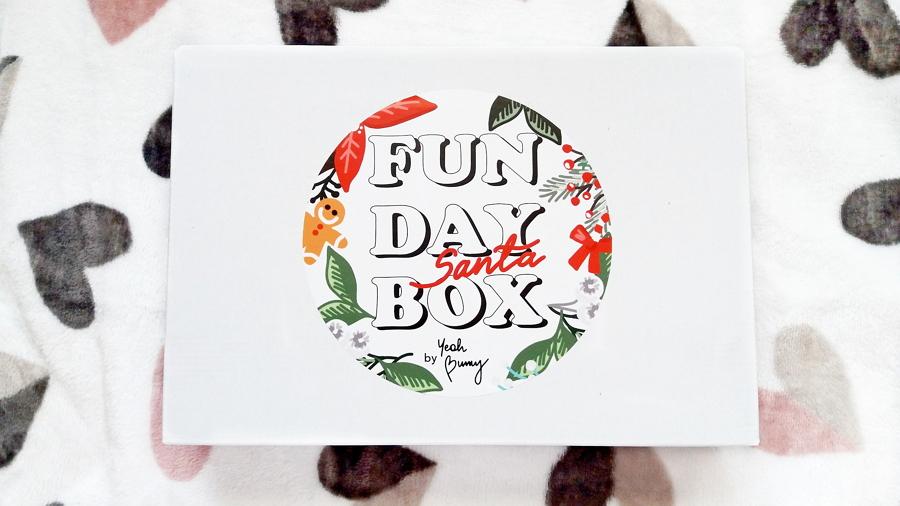 Funday Box • Mystery Edition - Mikołajki 2018 - SANTA Box