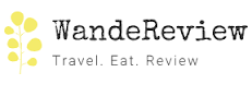 WandeReview: Travel, Eat & Review