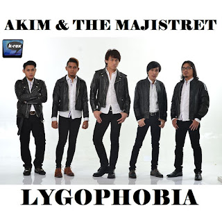 Akim & The Majistret - Lygophobia MP3