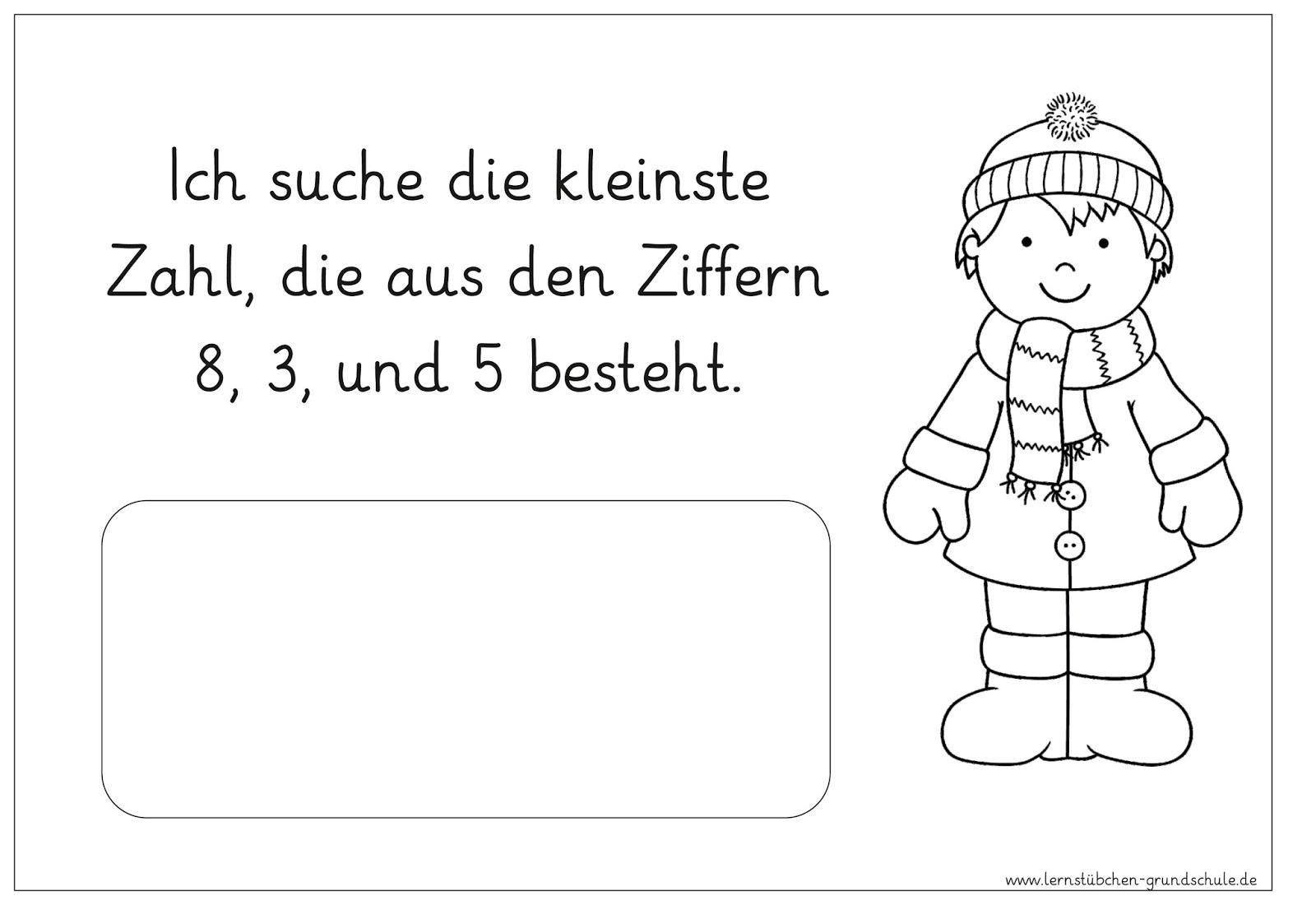 Großzügig Math Bohrt Arbeitsblatt Bilder - Gemischte Übungen ...