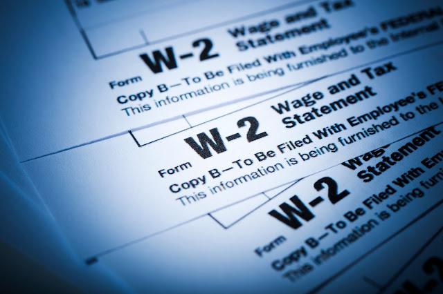 W-2 Phishing Scam