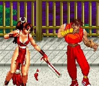 لعبة القتال القديمه فلاش اون لاين - KO Game