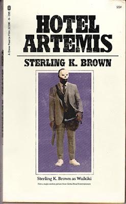 Hotel Artemis Movie Poster 13