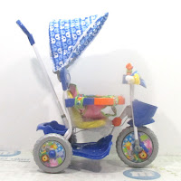 royal ry1082cj classic baby tricycle