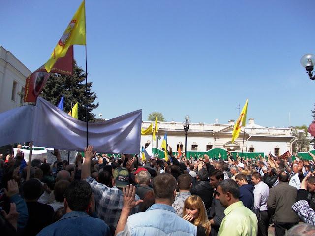 Фотоотчет о митинге 26 апреля 2012
