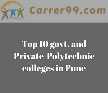 top 10 polytechnic colleges in Pune