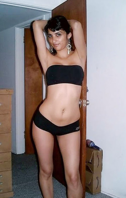 Indian Model Girls Jeans pant Less Nangi Big Ass Photo
