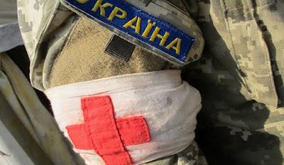 На Донбасі загинув український медик