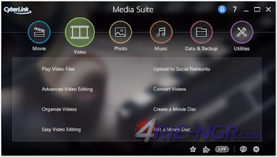 CyberLink Media Suite 14 Ultra 14.0.0819.0 Final Full Crack