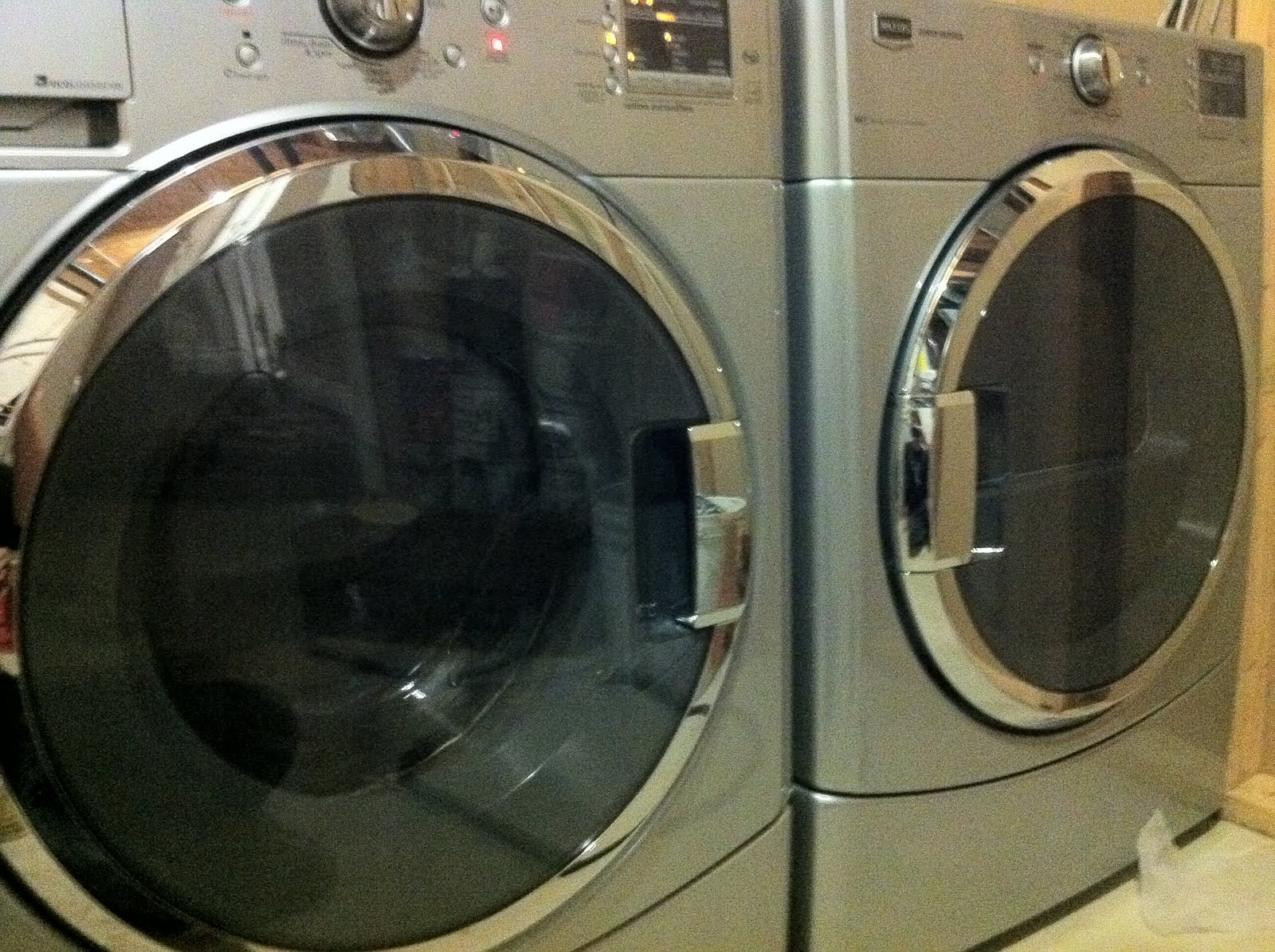 New Washer And Dryer Michael S Blog New Washer Dryer Blood Sweat And Tears