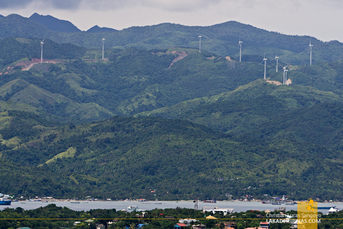 Mount Luho View Deck Boracay Nabas Windmills