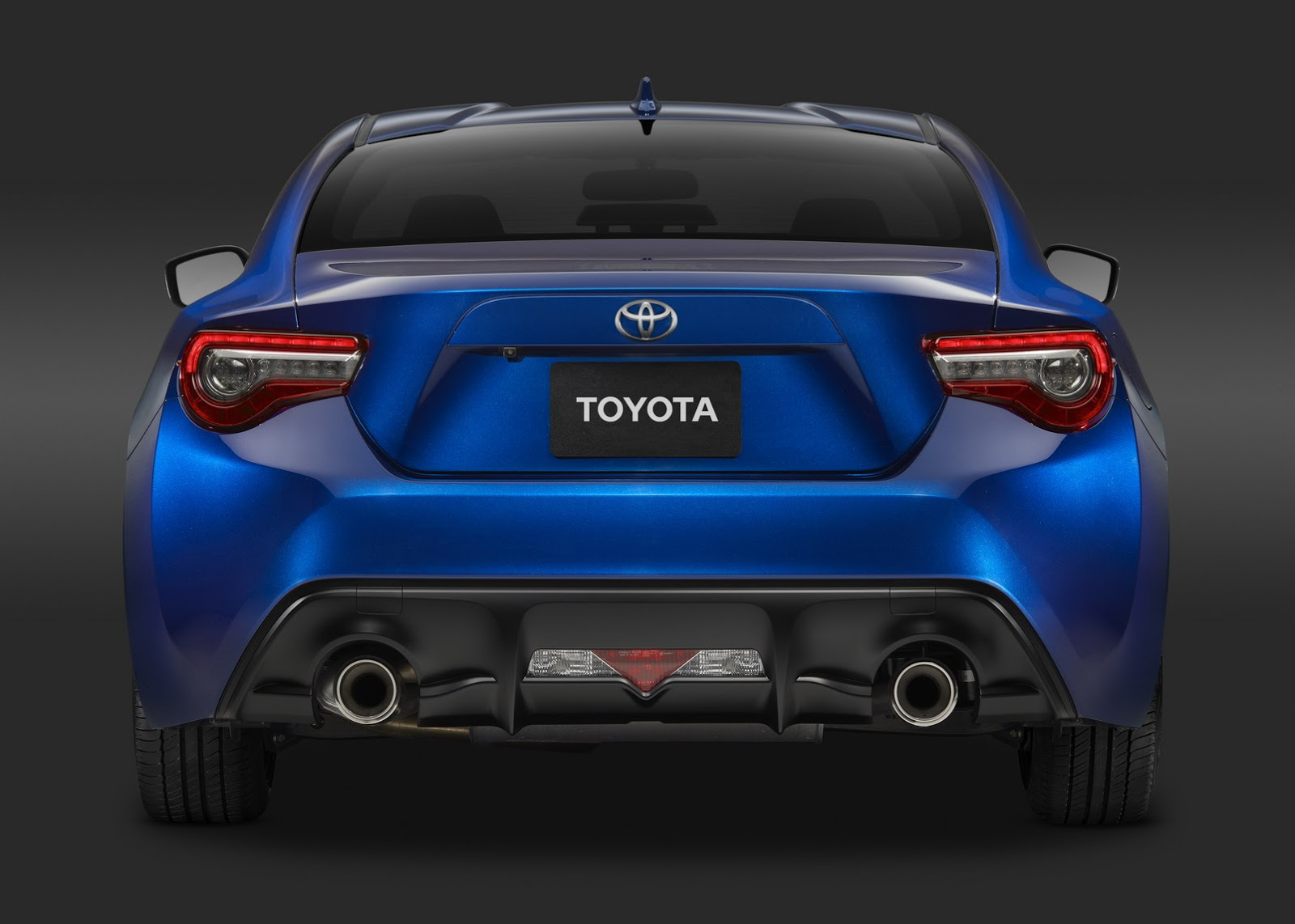 The 2017 Toyota 86 Is Here To Replace The Scion FR-S ...