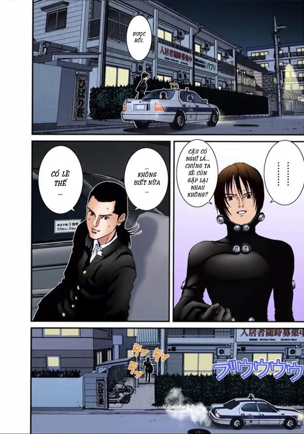 Gantz Chap 22: Nhân đôi trang 8