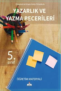 5. Sınıf Yazarlık ve Yazma Becerileri Meb Yayınları Ders Kitabı Cevapları